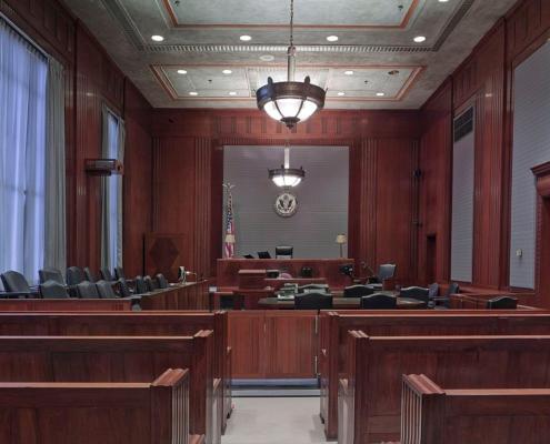 Grand Jury in New York